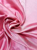 Satin fabric texture background stock photography