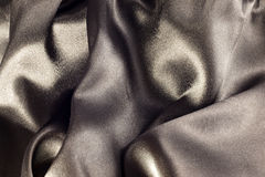 Satin material abstract Stock Images