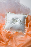 Satin Pillow Royalty Free Stock Images