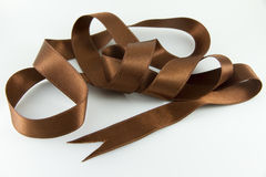 Satin ribbon Royalty Free Stock Photo