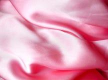 Satin rose Photo libre de droits
