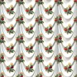 Satin-Roses Stock Images