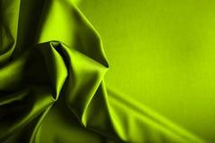 Satin vert photo stock
