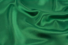 Satin vert Photo stock