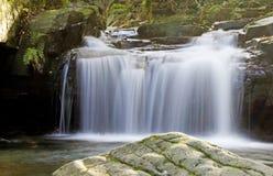 Satina waterfalls Royalty Free Stock Photo