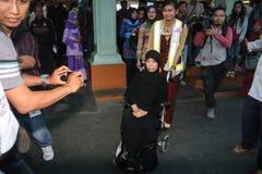 Satinah uciekał karę śmierci Obraz Royalty Free