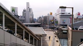 Sation de Ueno imagens de stock royalty free