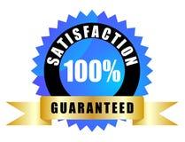 satisfaction garantie Photos stock