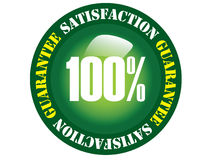 Satisfaction guarantee Royalty Free Stock Photos