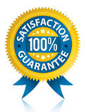 Satisfaction guarantee Royalty Free Stock Images