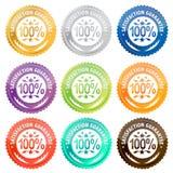 Satisfaction guarantee Royalty Free Stock Photography