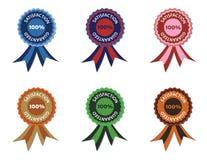 Satisfaction guarantee Royalty Free Stock Photos