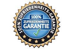 Satisfaction Guarantee Label Royalty Free Stock Photos