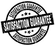 Satisfaction guarantee stamp. Satisfaction guarantee grunge vintage stamp isolated on white background. satisfaction guarantee. sign Royalty Free Illustration