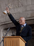 Satish Kumar the Tagore Festival Royalty Free Stock Photography