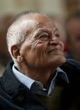 Satish Kumar at the Tagore Festival Royalty Free Stock Image