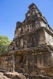 Satmahal Prasada, Polonnaruwa, Sri Lanka. Image of UNESCO's World Heritage Site of Satmahal Prasada located at Polonnaruwa, Sri Lanka. Facts are unclear but it Royalty Free Stock Photography