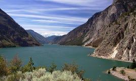 Saton jezioro Zdjęcie Royalty Free
