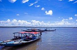 Satpada Lake in Odisha. One of the wonderful beauty of Odisha, Satpada Lake Royalty Free Stock Photos