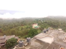 Satpura Hostel. Institutional Hostel @ NIT HAMIRPUR , h.p. India Royalty Free Stock Images