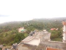 Satpura Hostel. Institutional Hostel @ NIT HAMIRPUR , h.p. India Stock Photo