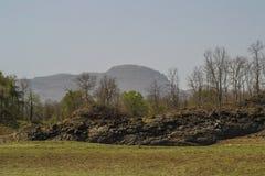 Satpura nationalpark Arkivfoton