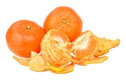 Satsuma πορτοκάλια στοκ εικόνα