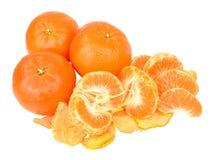 Satsuma πορτοκάλια στοκ εικόνες