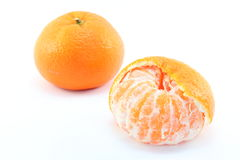 Satsuma orange. This is a Satsuma orange is eaten a lot in Japan Royalty Free Stock Photo