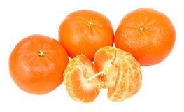 Satsuma Oranges Royalty Free Stock Image