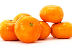 Satsumas Stock Photography