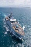 SATTAHEEP, THAILAND - June 21: H.T.M.S. Krabi, an offshore patro Stock Photo