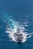 SATTAHEEP, THAILAND - June 21: H.T.M.S. Krabi, an offshore patro Stock Image