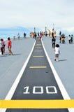 Sattahip zeebasis Stock Afbeeldingen