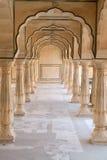 Sattais Katcheri på Amber Fort Royaltyfri Bild
