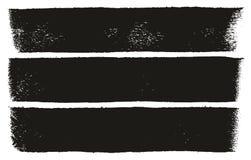 Satte en klocka på linjer hög linjer för målarfärgrulle för detaljabstrakt begreppvektor & bakgrundsuppsättning 30 Arkivfoton