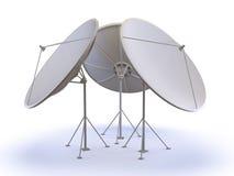 Sattelite antena Royalty Free Stock Photography