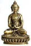 Satue en bronze de Bouddha photo libre de droits