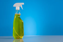 Saturated colors, washing concept Stock Image