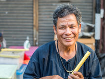 Saturday market in Chiang Mai, Thailand Stock Photography