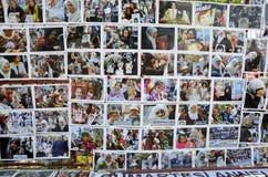 Saturday Mothers (Cumartesi Anneleri) Gezi Park resistance Photo. Istanbul, Turkey - June 9, 2013:  Saturday Mothers Gezi Park resistance Photography exhibition Royalty Free Stock Photo