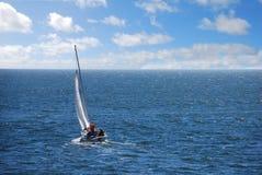 Saturday Sail Royalty Free Stock Photo