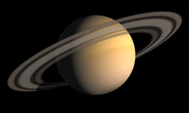 Saturn Royalty Free Stock Photos