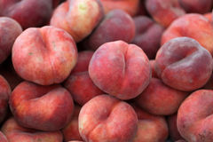 Saturn peach Royalty Free Stock Photo