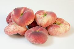 Saturn peaches Stock Photos