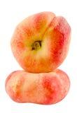 Saturn persikor, också som är bekanta som persikor för munk (munk) Fotografering för Bildbyråer