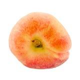 Saturn-Pfirsiche, alias Pfirsiche des Donuts (Donut) Lizenzfreie Stockfotografie