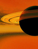 Saturn's Rings Stock Photos