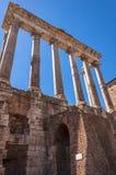saturn tempel Royaltyfria Bilder