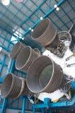 Saturn V � Engines Stock Photos